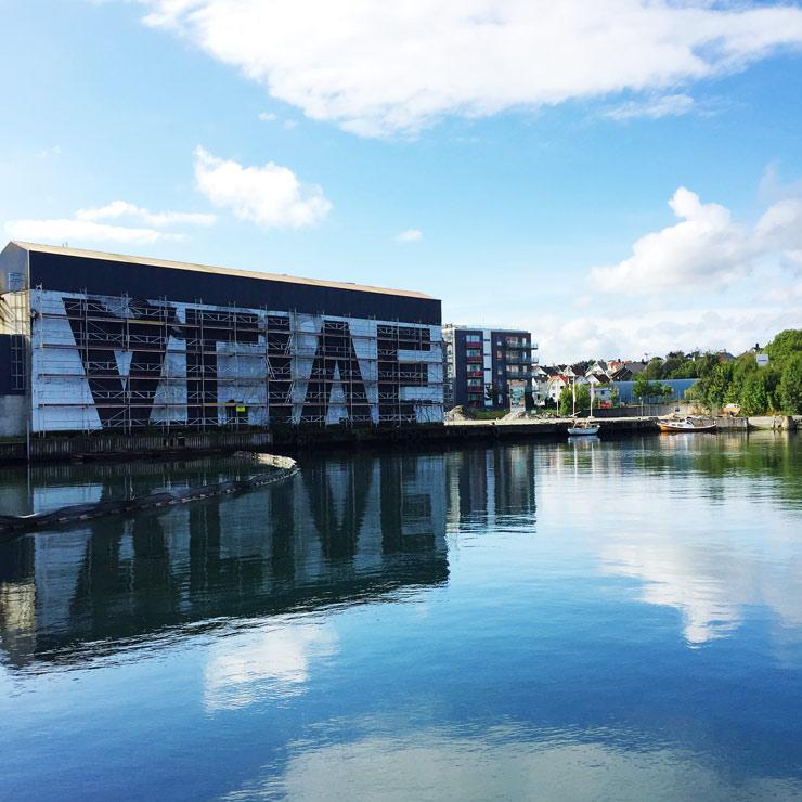 """ALIVE"" at Nuart 2016: Spy, Robert Montgomery, Hyuro, Add Fuel and EVOL"