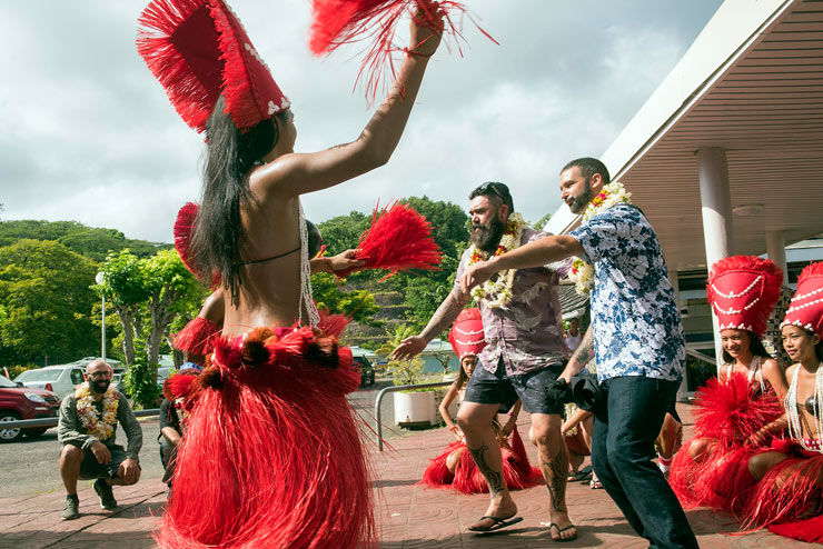 ONO'U Festival 2016 as Captured by Martha Cooper in Tahiti