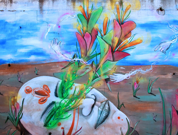 Flowers Growing Out of Your Eyes: Skount Finds Fertile Soil in Ruins