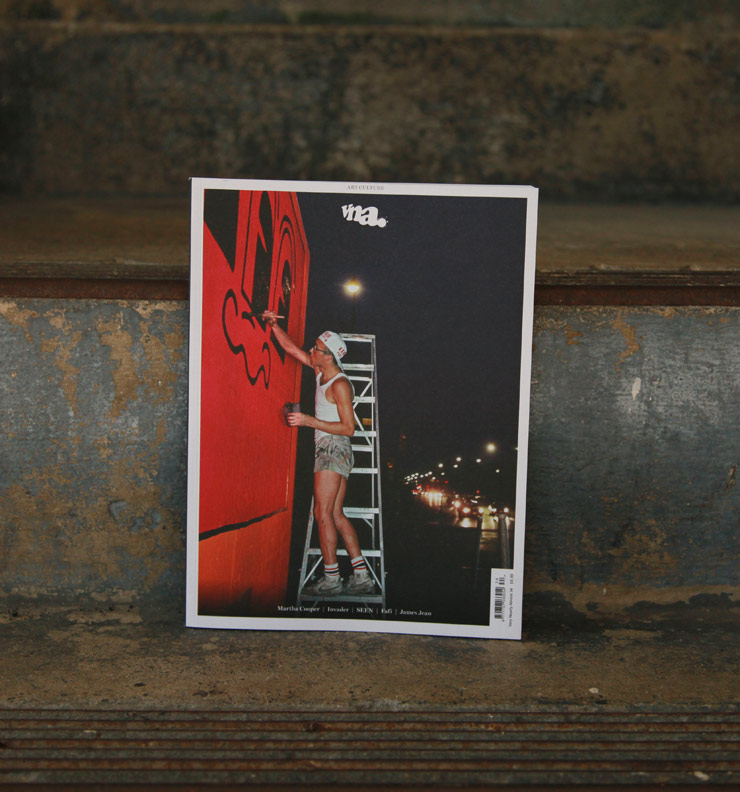 VNA Magazine #34 with BSA, Martha Cooper, Yasha Young, Selina Miles and More