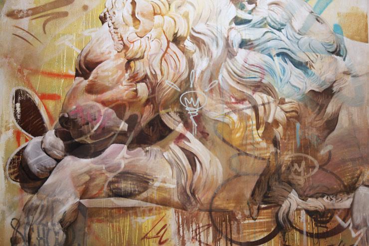 Paint, Protest, Party : BSA x UN BERLIN ART BASEL 2016: Dispatch 5