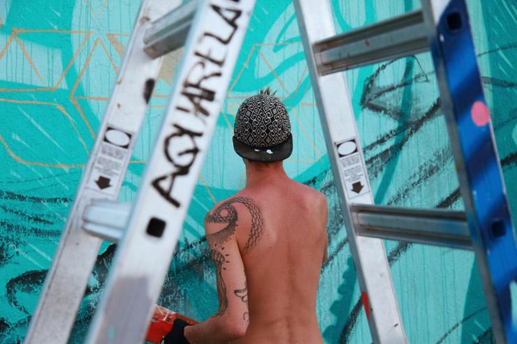 """New """"Uninhibited"""" Art Scene in Allapattah, Miami"""