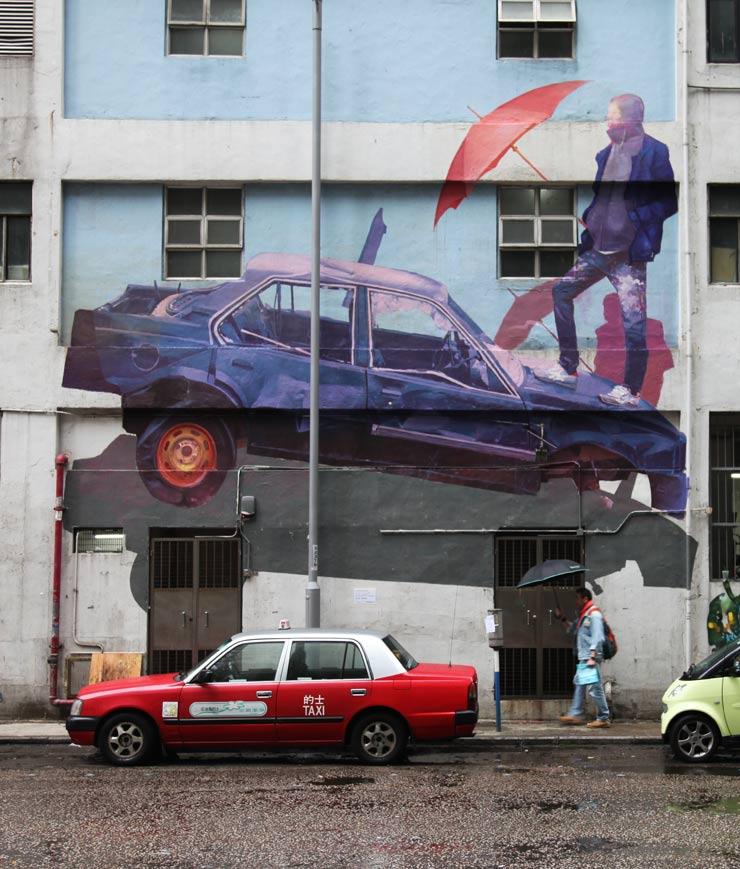 HONG KONG Re-cap, HKwalls 2017 Makes New Paths for Urban Art