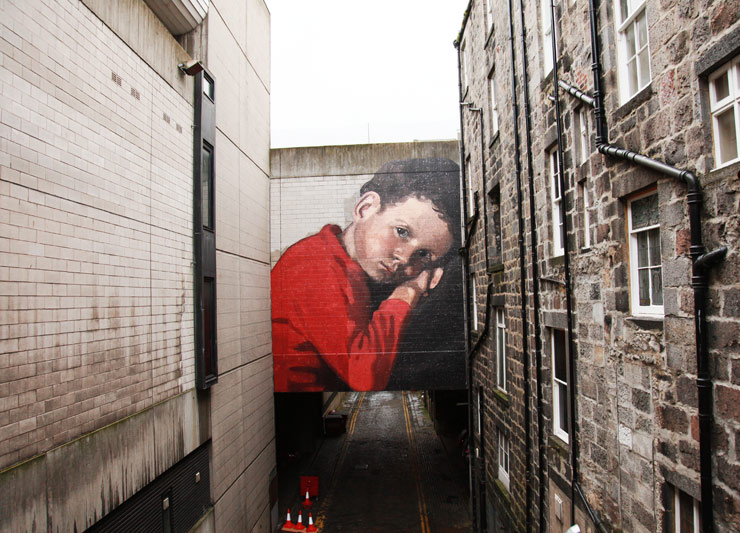 BSA Film Friday Special Edition: Nuart x Aberdeen x BSA