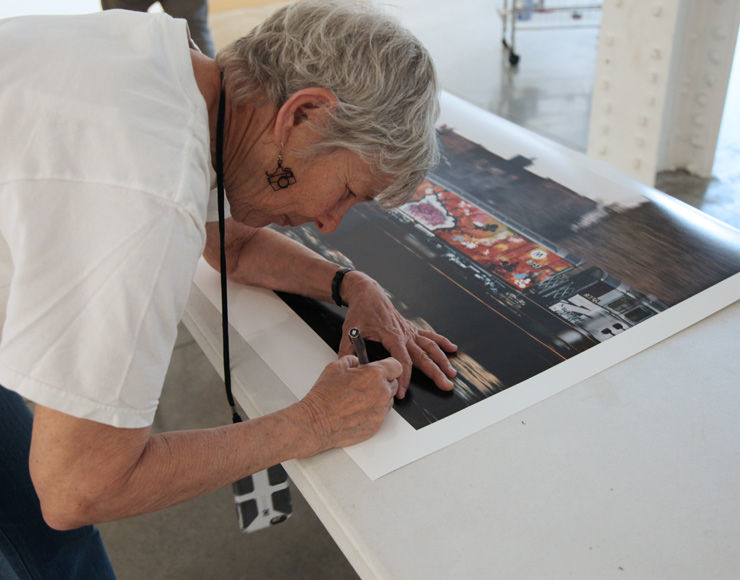 """""""Martha Cooper"""" Solo Exhibition Reveals Many Unseen """"Action Shots"""""""