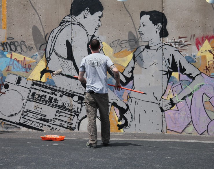 """Artists Re-Fresh """"Coney Art Walls"""" for '17"""