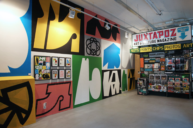 "Evan Pricco Curates ""What In The World"" at Urban Nation in Berlin"