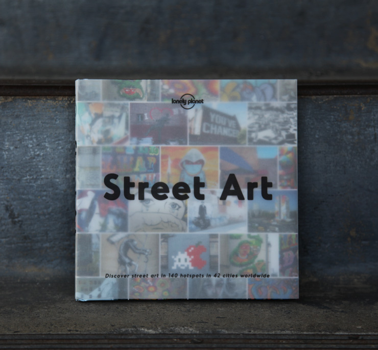 """Street Art"" by Ed Bartlett: A Quick Primer for the World Traveler"