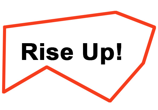 """Martyn Reed Calls Us to """"Rise Up"""" for Nuart Festival 2017"""
