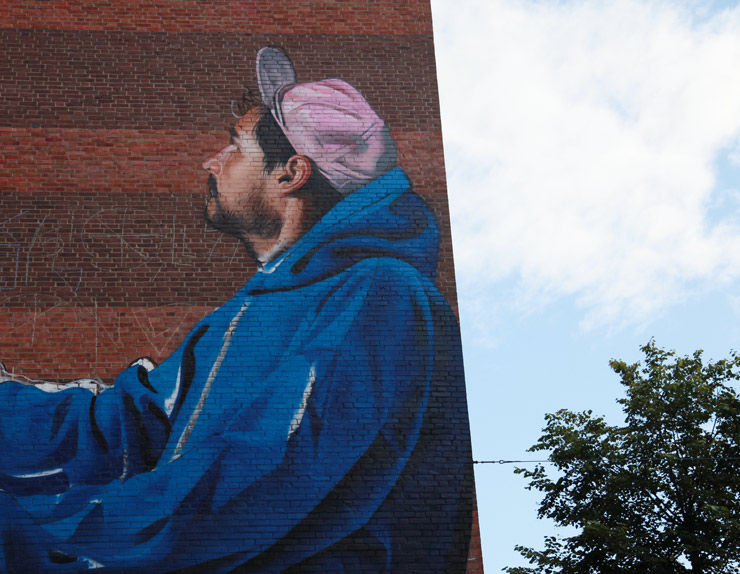Fintan Magee, Lonac in Process at No Limit/Borås: Dispatch 1