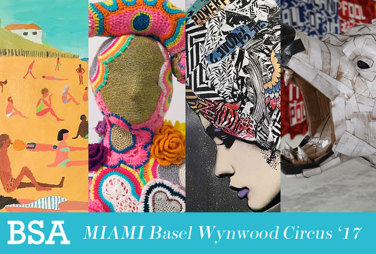 Downtown Miami for the KOOL KIDS : Juxtapoz Clubhouse 2017