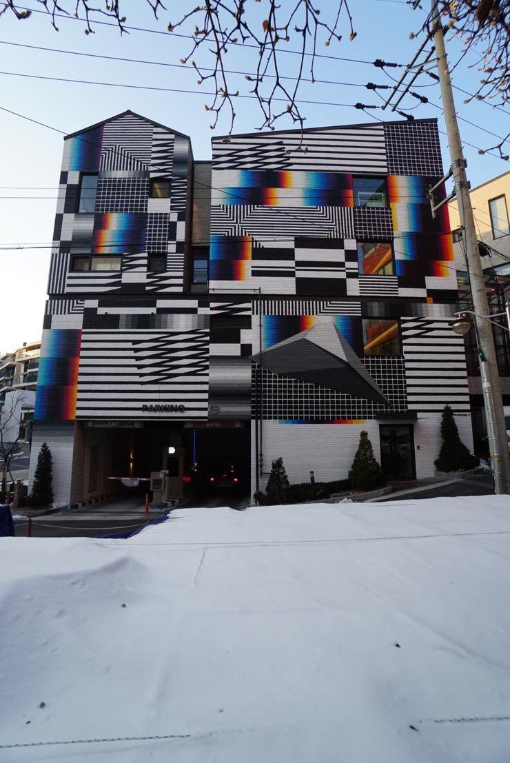 Felipe Pantone: Wishes And Hopes For 2018