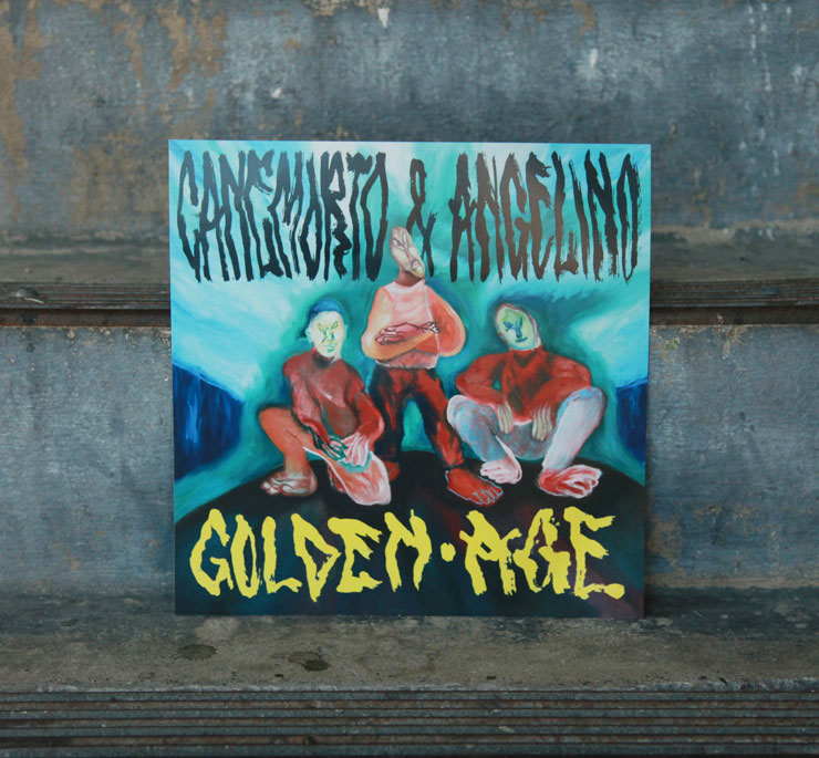 "Canemorto & Angelino Release ""Golden Age"""