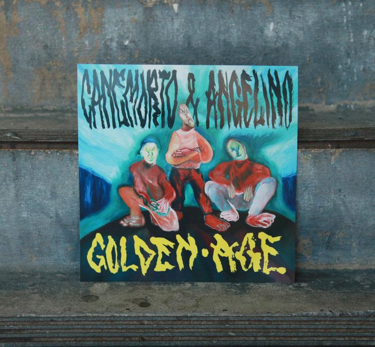 "Canemorto & Angelino Release ""Golden Age"""