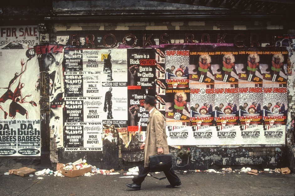 Black Panthers and Political Street Art from the 60s to Today