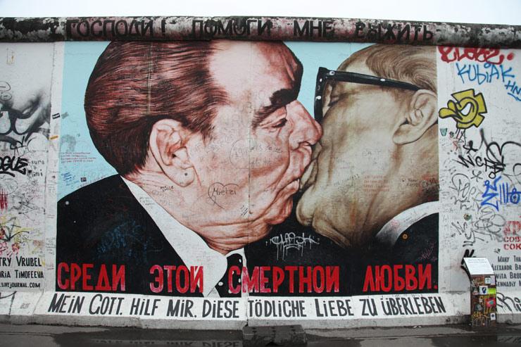 Berlin Wall Milestone : Down as Long as It Was Up
