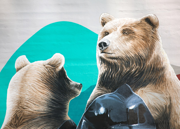 Resurrecting the Ghost of The Mexican Grizzly Bear: NeverCrew In Phoenix