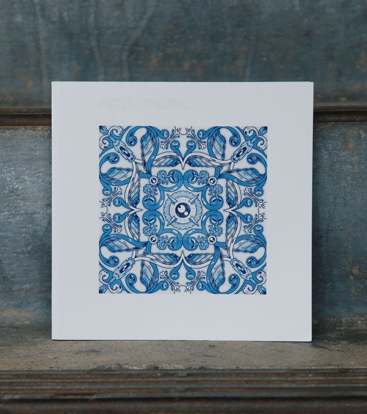 Add Fuel Reimagines Azulejo in His First Monograph