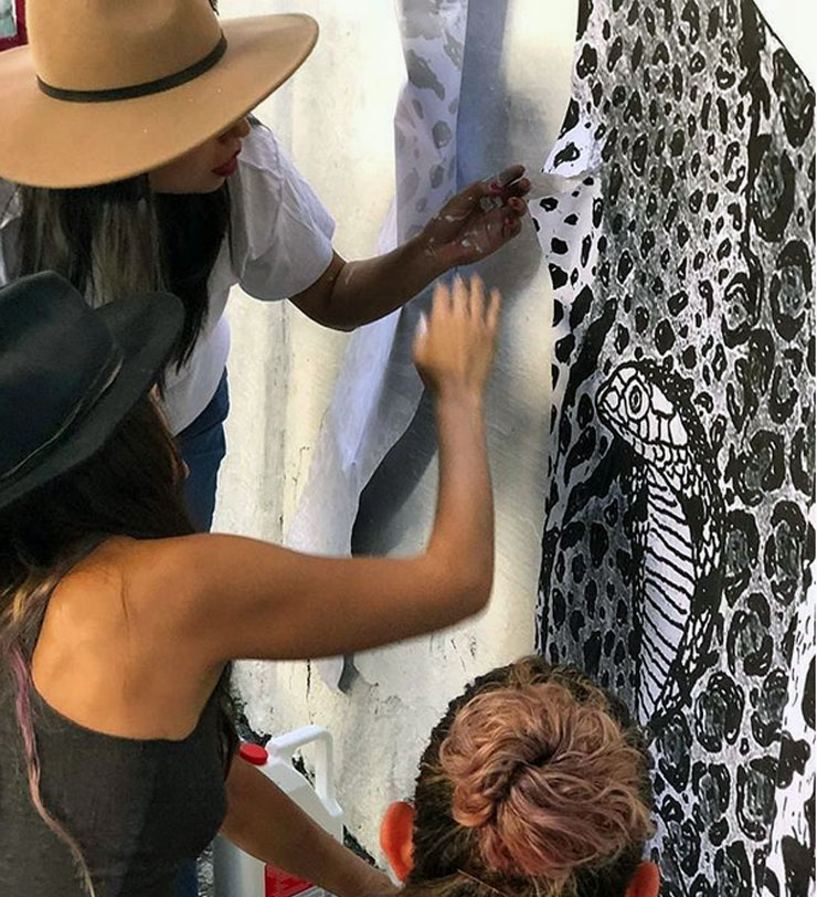 """Barrio Vivo!"" Starts, Brings Next Gen Street Artists to MUJAM in CDMX"