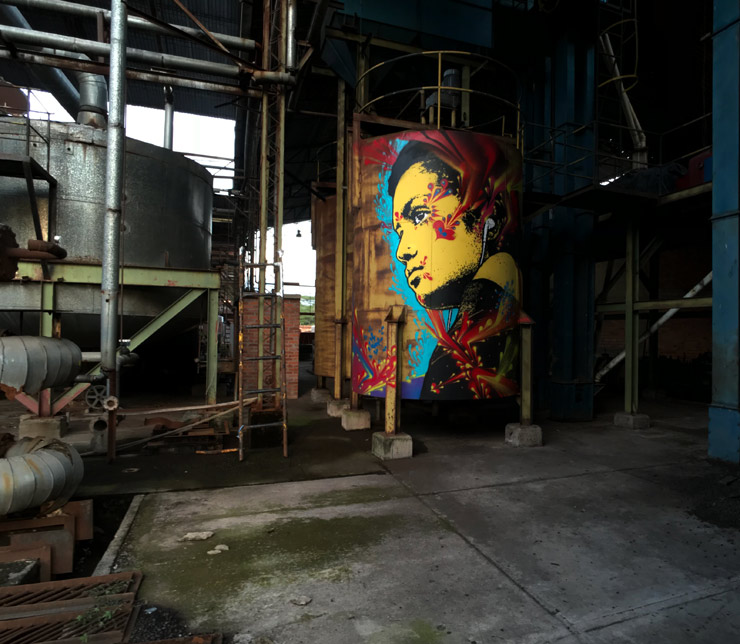 New Spirits in an Old Distillery : Colombia Diary. Day 1