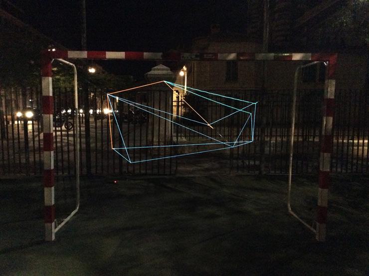 Spidertag's Impromptu GOAL! In Marseille