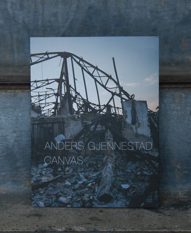 "Anders Gjennestad: A Door as ""Canvas"""