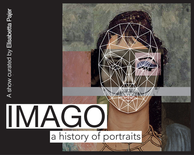 "Street Artists At Munich Museum Present the Portrait, ""IMAGO"" Curated by Elisabetta Pajer"