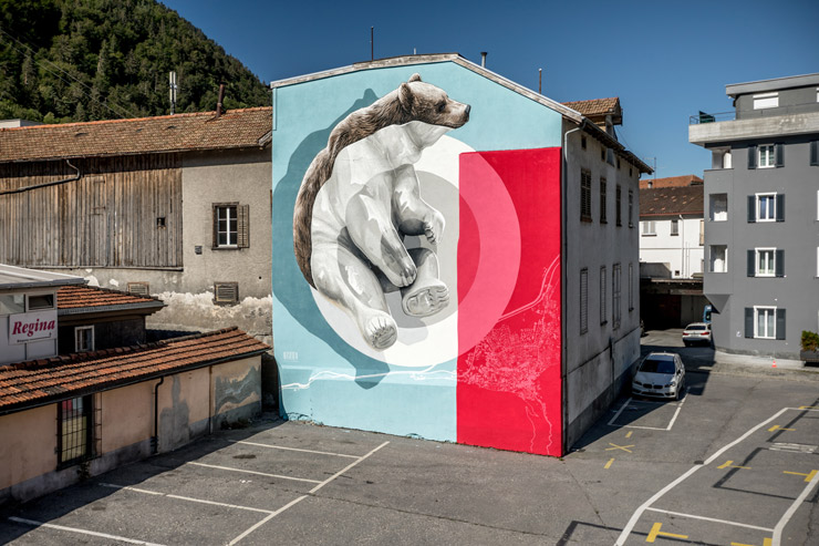 "Nevercrew: ""Home Ground"" in Chur, Switzerland"