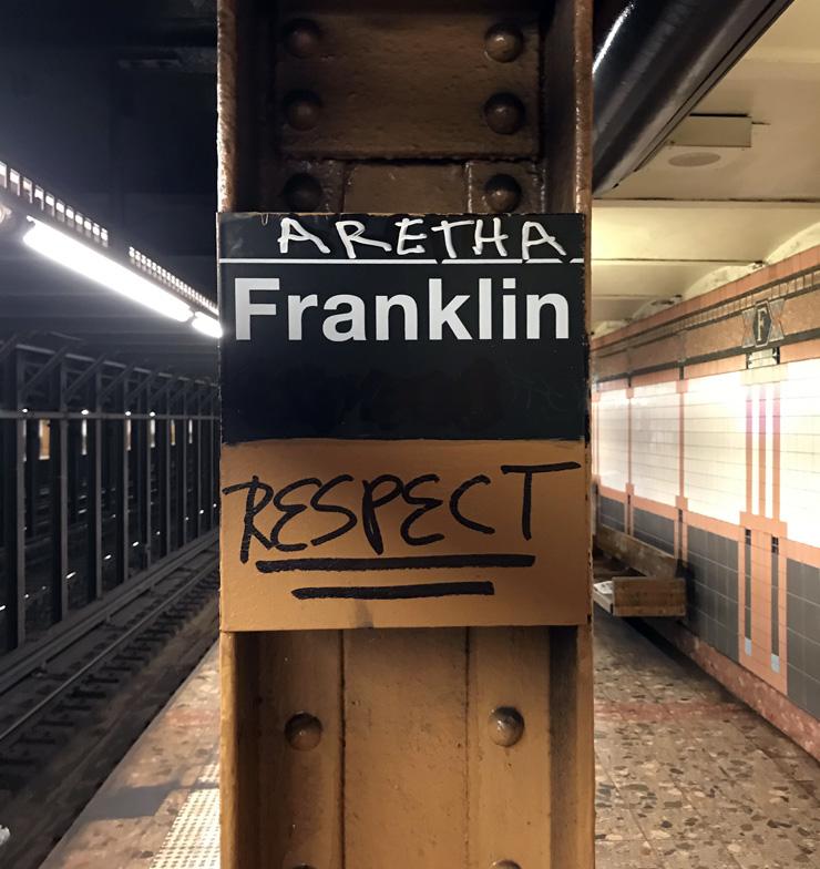 Aretha Franklin, Our Gratitude to a National Treasure