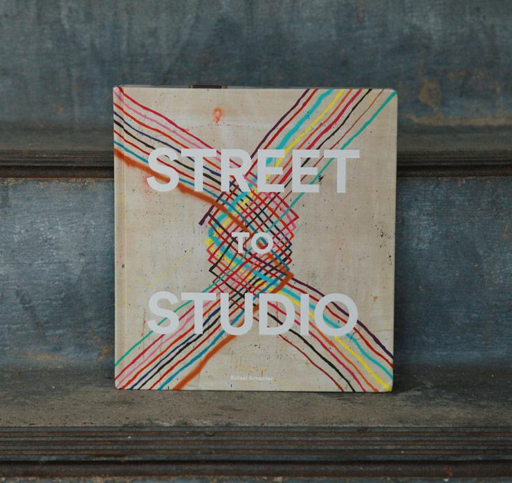 "Rafael Schacter Investigates ""Street To Studio"""