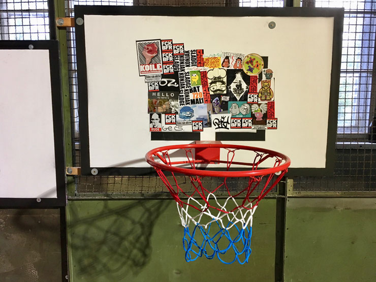 """Play With Art"" is a Slam Dunk @ Monumenta Leipzig 2018"