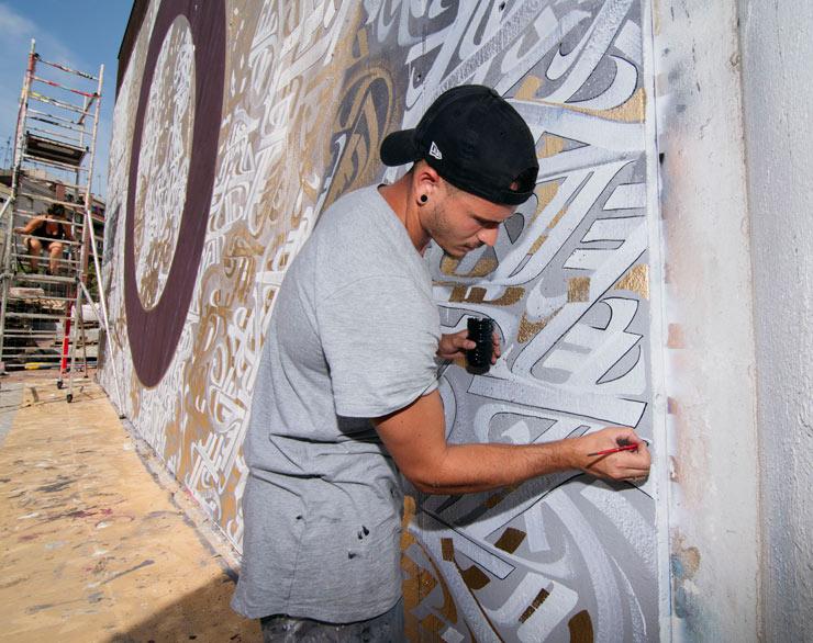 ASU Calligraffiti and Contorno Urbano