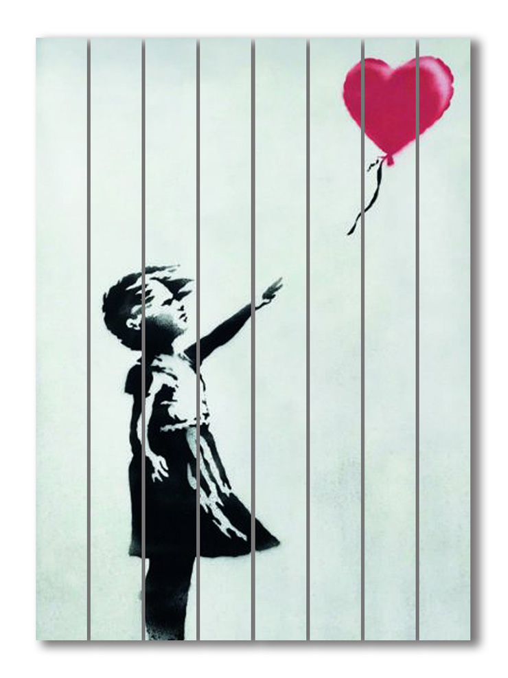Girl With a Shred Balloon: Banksy Slices Live at Sotheby's