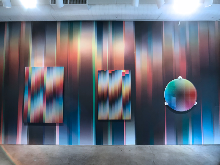 Felipe Pantone: Transformable Systems, Possible Futures at Joshua Liner