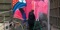 Urvanity Murals – Artez, Marat Morik, Poni, and Pro176