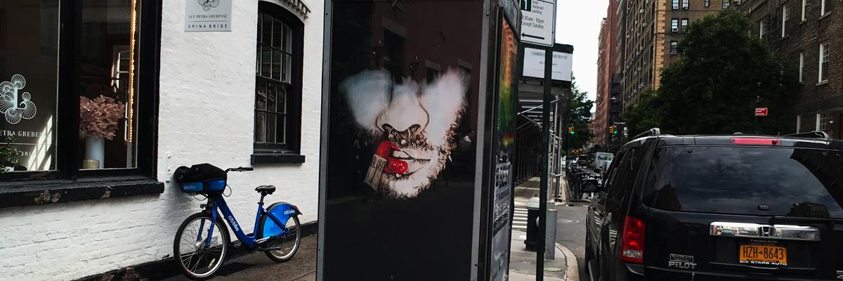 Art In Ad Places X Pride