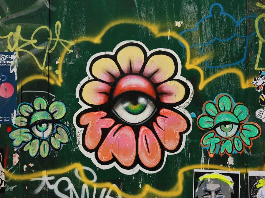 Isabelle Ewing | Brooklyn Street Art