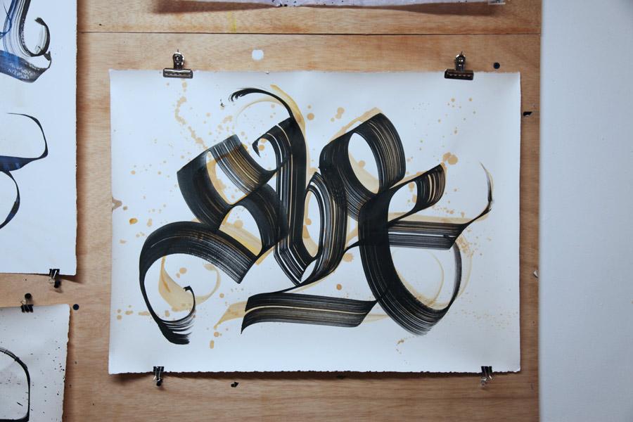 Niels Shoe Meulman Brooklyn Street Art