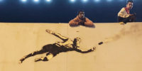 Stencils of Protest: Street Artist Sajjad Abbas and Youthful Voices of Baghdad