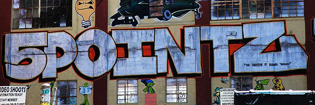 "5Pointz Case Wins for Graffiti Artists, Smacks Down ""Willful"" Developer Who Buffed/Dissed Them"