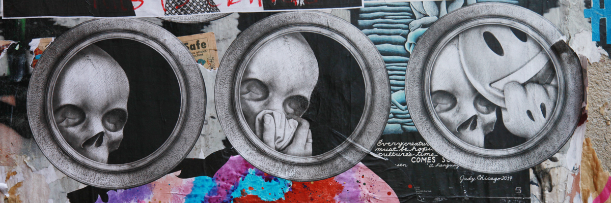 CRKSHNK Cadaver Blows Nose Behind Porthole: Dispatch From Isolation # 23