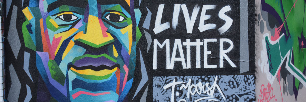 "Justice For George Floyd in Barcelona: ""Black Lives Matter"" / Dispatch From Isolation # 74"