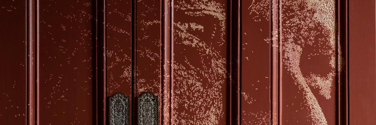disCONNECT / VHILS / A Red Door's Journey