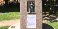 """I Accuse! Vlady Draws Up a Checklist for Local Statues in Stockholm"