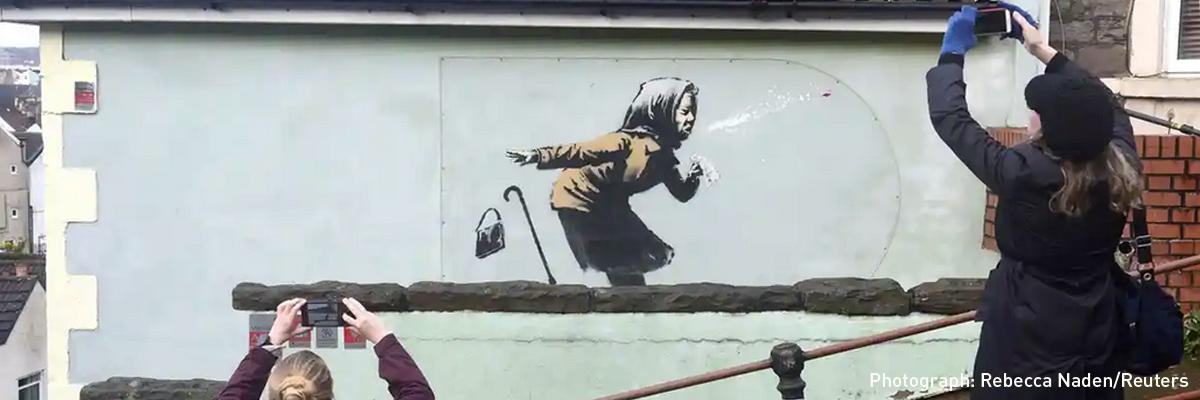 Banksy: Aachoo!!