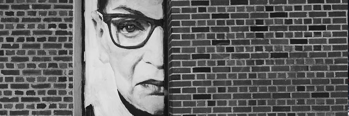 Photos of 2020: #3 : Brooklyn's Own RBG
