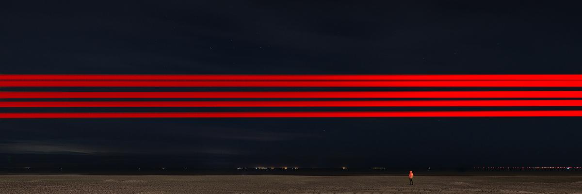 "SpY Pierces Space: Creates ""Barriers"" in Ostende, Belgium"
