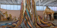 "Swoon Gives Us All a Tour of ""Seven Contemplations"" at Albright Knox"