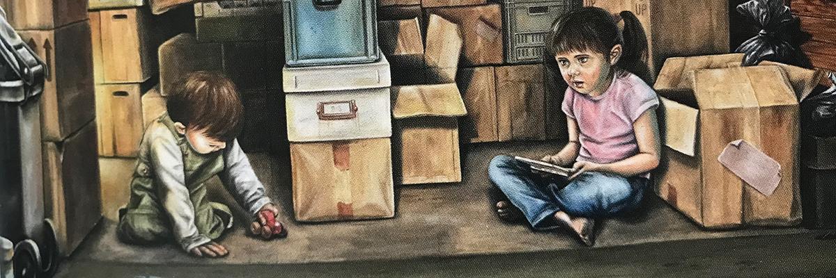 """Leon Keer: """"Break Glass In Case Of Lost Childhood"""""""