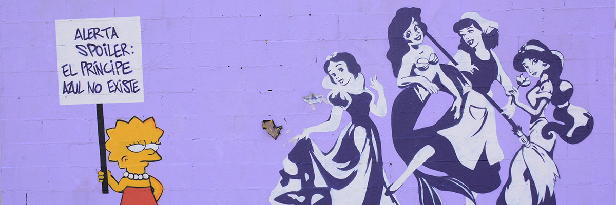 Women's Murals Vandalized in Madrid, Newly Created in Barcelona